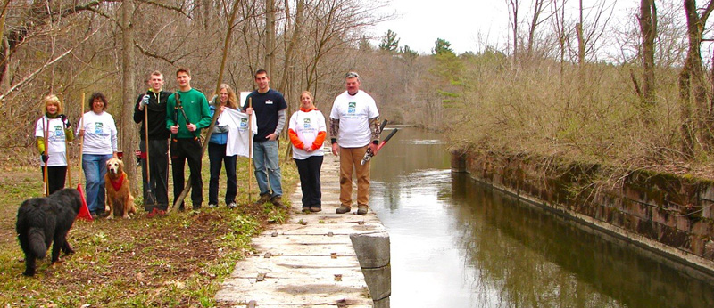 Canal Clean Sweep Stewardship