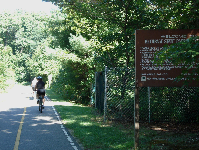 Bike Trails Long Island Bethpage