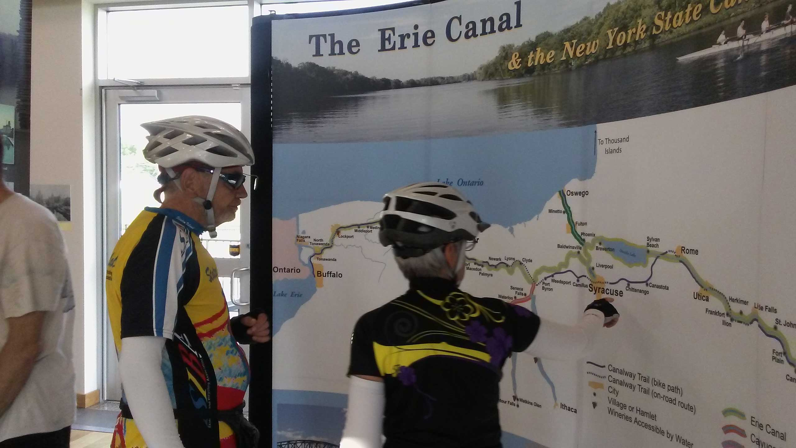 Parks & Trails New York :: Cycle Erie Bike Tour
